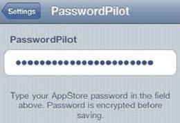 Password Pilot